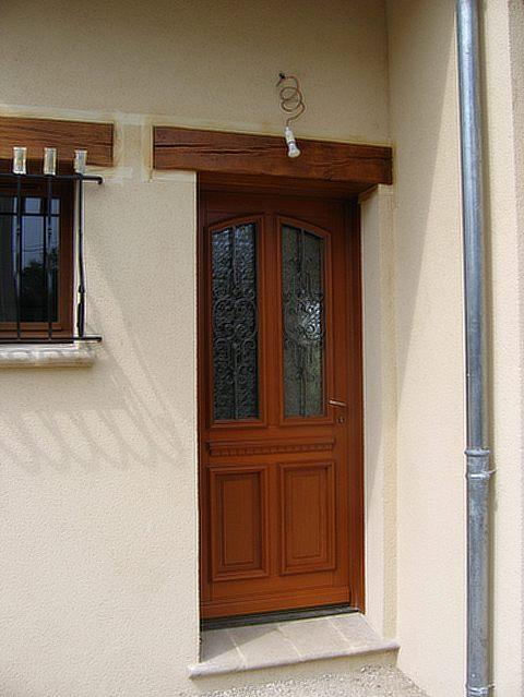 Porte vue extérieure